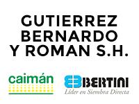 Sucursal Online de  Gutierrez Bernardo y Roman S.H.