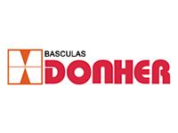 Básculas Donher