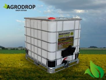 Drop System Extensive Fields