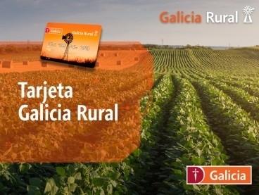 Tarjeta Galicia Rural - Juan Debernardi S.R.L.