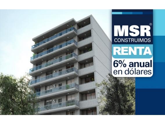 Departamento 1 dormitorio -San Lorenzo 1660 05-F
