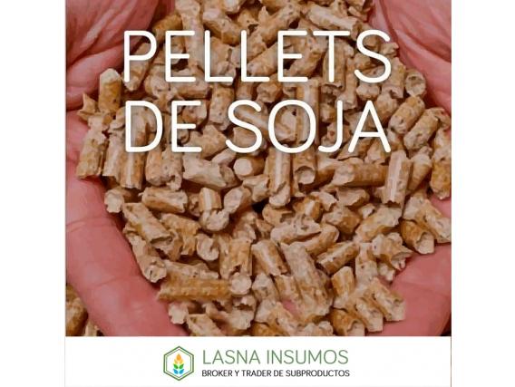 Pellets de Soja Low Pro 45%