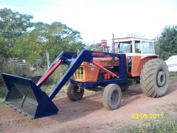 Pala Mecánica Mmarchetti Para Tractor