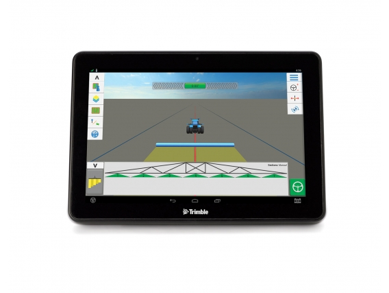 Display Integral Android  TRIMBLE TMX 2050