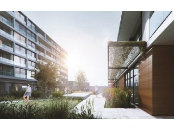 Departamento 2 Ambientes 71 m² en Condo Norte Emprendimiento Inmobiliario Rosario Unidad 01-10