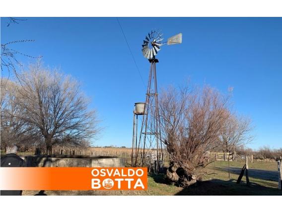 148 Has Agrícolas En Macachin, La Pampa