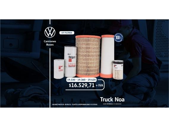Kit De Filtros Volkswagen Constellation 19.330/360/420