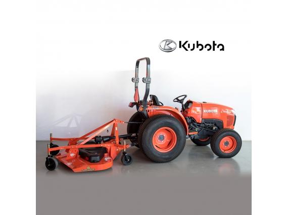 Tractor Kubota L3800 Turf con Land Pride