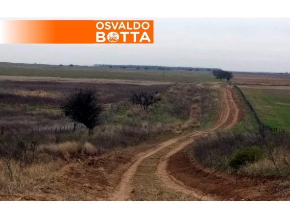 200 Hectareas En Doblas, La Pampa