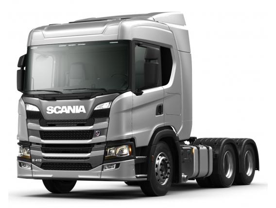 Camión Scania G 410 A6x2 BIT 60  Carga General - Larga Distancia