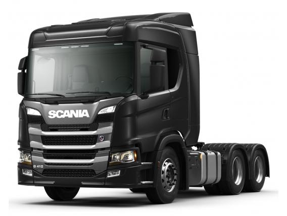 Camión Scania G 410 A6x4  Carga General - Larga Distancia