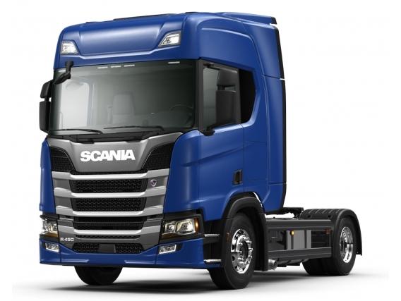 Camión Scania R 450 A4x2 - Carga General - Larga Distancia