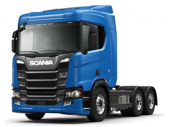 Camión Scania R 620 A6x4 BITREN 75 - Carga General - Larga Distancia