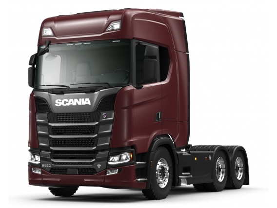 Camión Scania S 620 A6x4 BITREN 75 - Carga General - Larga Distancia