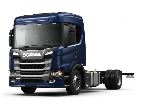 Camión Scania G 360 B4x2 - Carga General - Regional