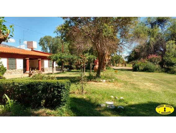 2378Hp- Venta Campo Hosteria Ruta 40-Valles Calchaquies