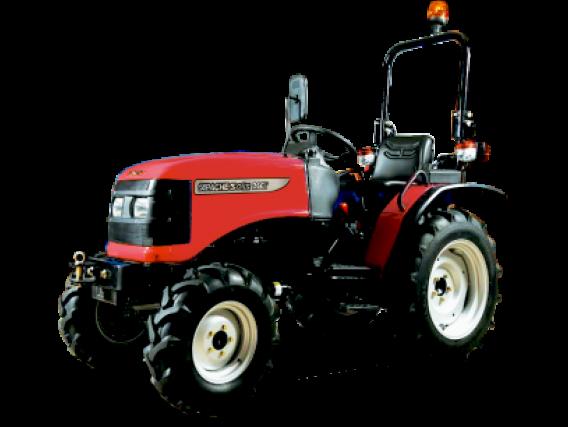 Tractor Apache Solís 26 GT
