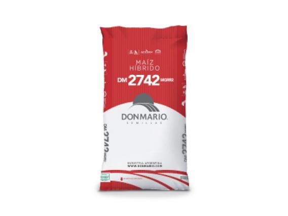 Maíz DM 2742 MGRR2 - B2