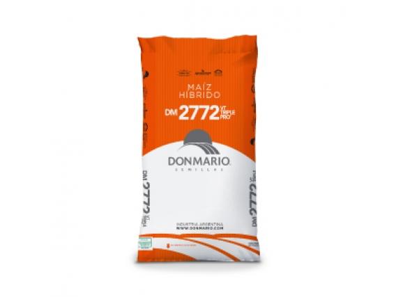 Maíz  DM 2772 VT3P RR2 - B3