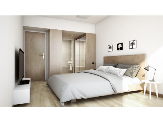 Departamento 3 Ambientes 135 m² en Condo Refinería Emprendimiento Inmobiliario Rosario Unidad 00-07