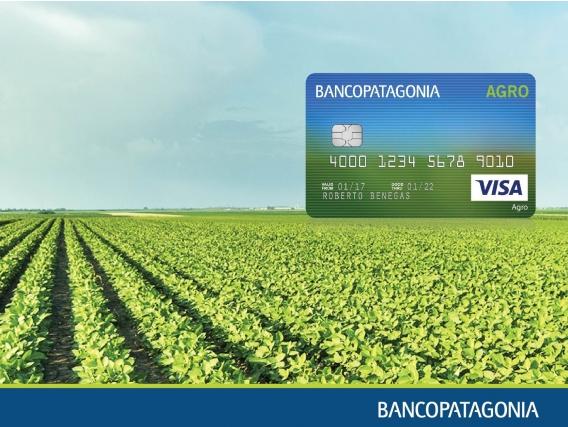 Tarjeta Patagonia Agro - Agro Max