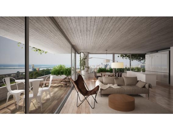 Departamento 5 Ambientes 283 M² En Costavia Emprendimiento Inmobiliario Rosario Unidad 23 - 02
