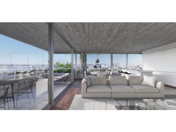 Departamento 3 Ambientes 110 M² En Costavia Emprendimiento Inmobiliario Rosario Unidad 06- 03