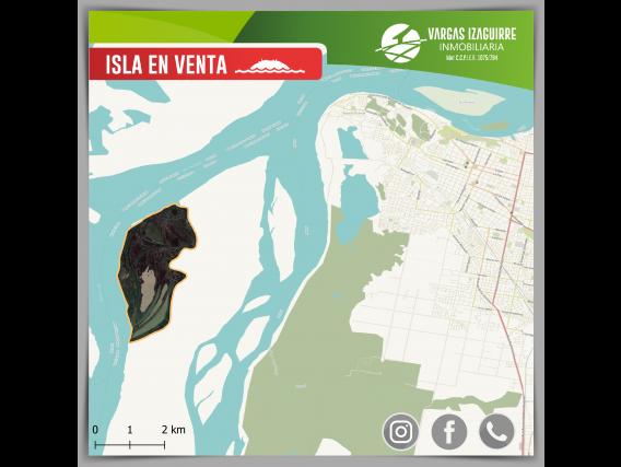 363 Has En Isla Lynch Frente A Paraná Capital