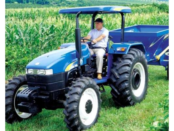 Tractor New Holland 3840 STD