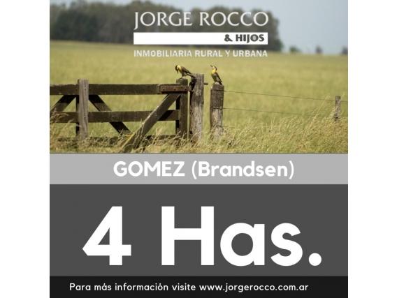 4 Has En Gomez, Brandsen