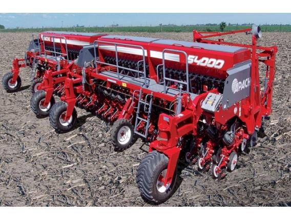 Sembradora Apache 54000 de siembra grano fino y grueso