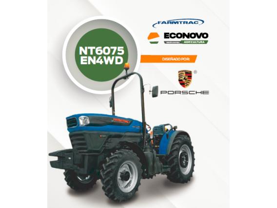 Tractor Farmtrac NT EN6075 4WD