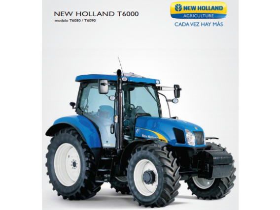 Tractor New Holland 6090