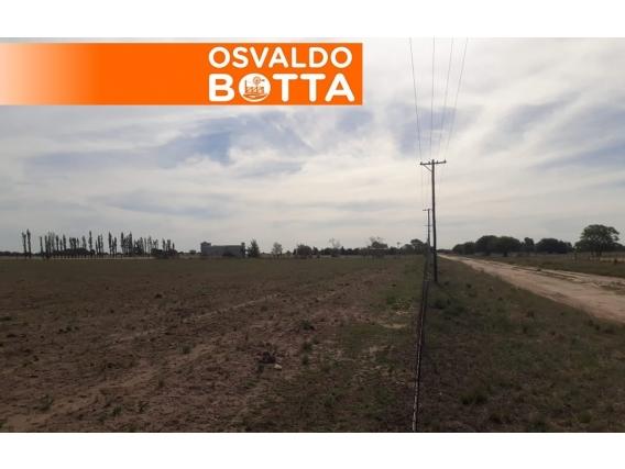 7 Hectáreas En Guatraché, La Pampa