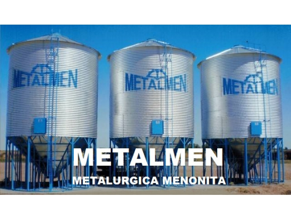 Silos Cono Aéreos Metalmen