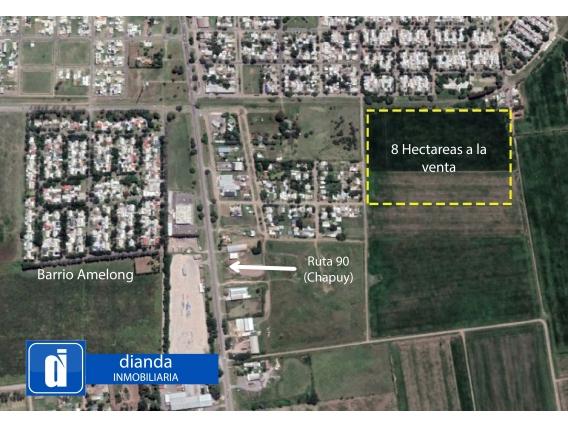 Campo De 7 Has En Villa Constitución, Para Loteo
