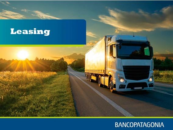 Leasing Camiones - Navicam. Convenio Banco Patagonia
