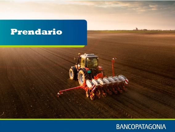 Préstamo Prendario - John Deere (AGRONORTE)  En pesos No MiPyME