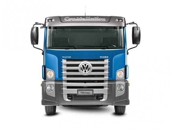 Camión Volkswagen Constellation 17.280 Tractor