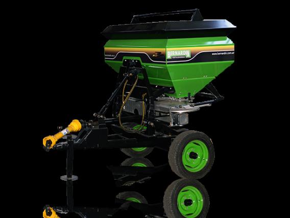Fertilizadora Bernardín Infinity FS-2500