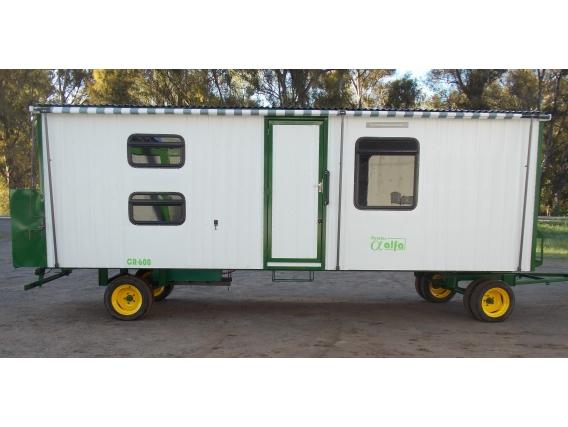 Casilla Alfa-Nueva- Cr-600
