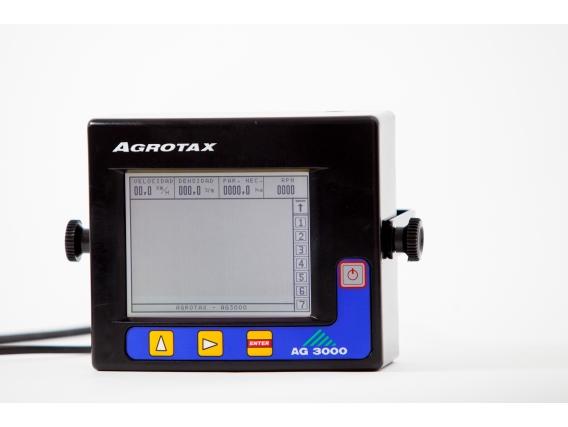 Monitor De Siembra Agrotax AG-3000.
