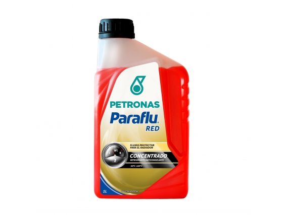 Liquido Refrigerante Petronas Paraflu Red