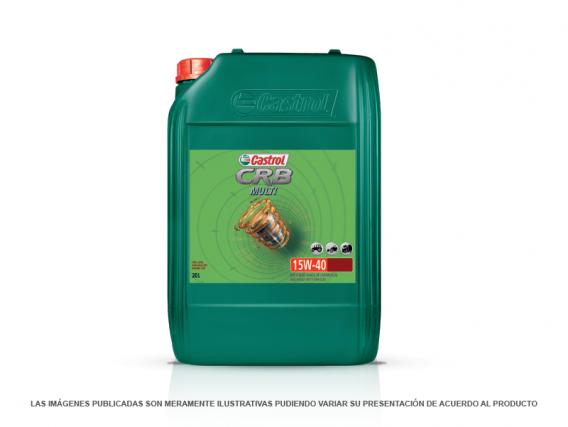 Aceite para Motor CASTROL CRB MULTI 15W-40
