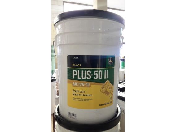 Aceite para Motor PLUS 50 II x 20L