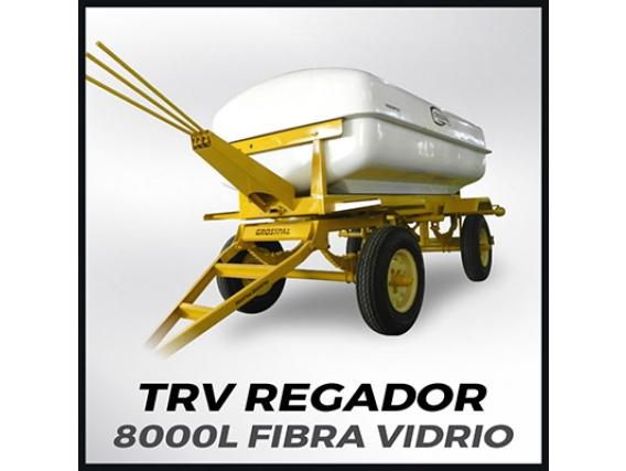 Acoplado  Tanque Grosspal TRV 8000