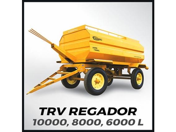 Acoplado  Tanque Grosspal VTR 6000