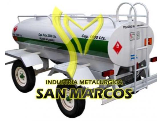 Acoplado Cisterna San Marcos