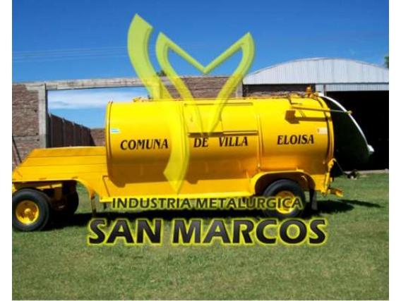 Acoplado Recolector Compactador San Marcos