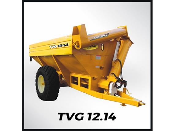 Acoplado Tolva Autodescargable Grosspal TVG 12-14